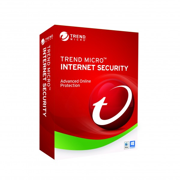 Trend Micro Internet Security (1 PC / 1 Year)