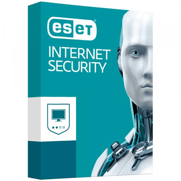 ESET Internet Security 2018 (1 User - 1 Year)