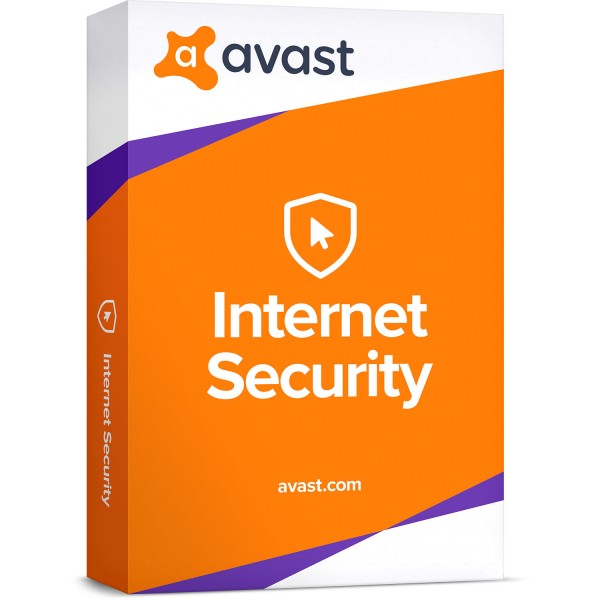 Avast Internet Security 2018 1 PC / 1 Year