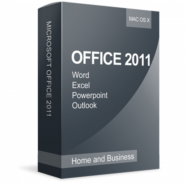 Microsoft Office 2011 Home and Business MAC