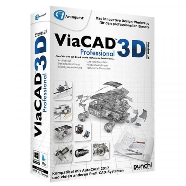 Avanquest Software ViaCAD Pro